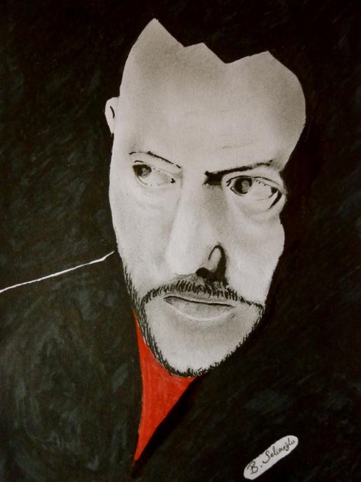 Jean Reno par Boriskamarus